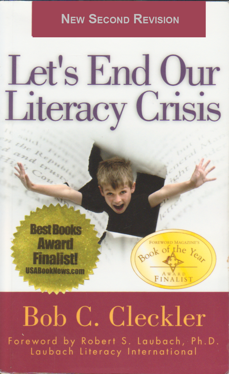 Let's End Our Literacy Crisis front cover