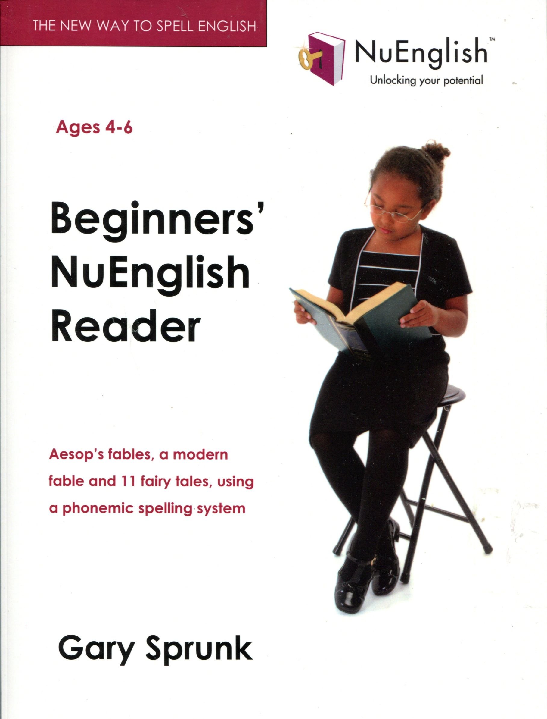 Beginners' NuEnglish Reader